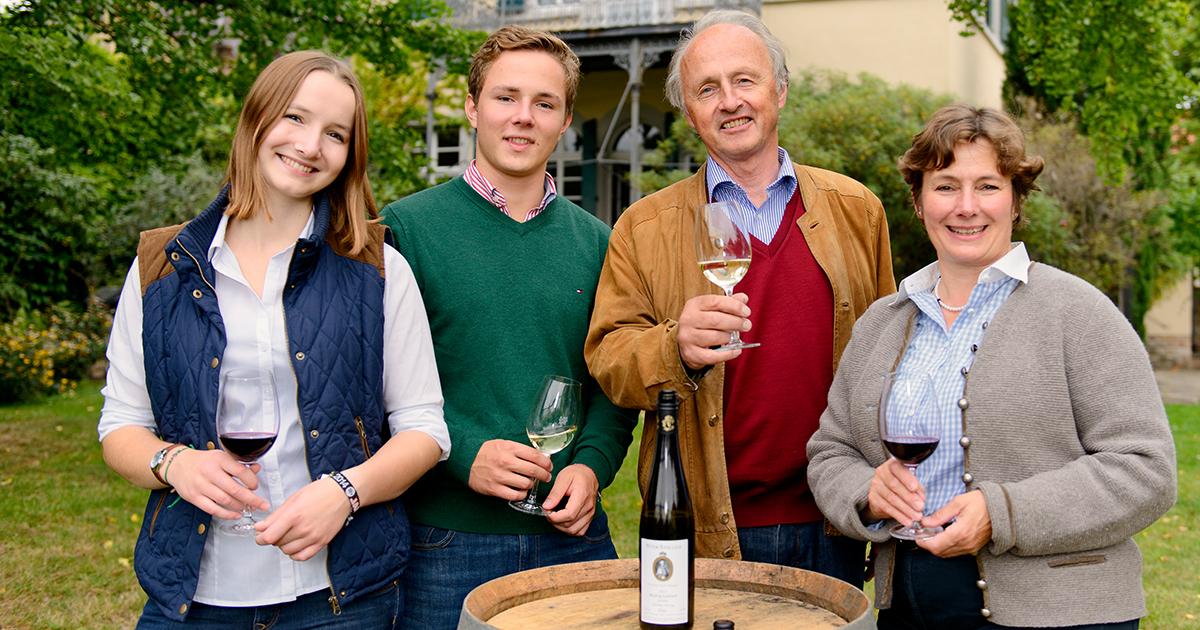 Die Familie Stolleis